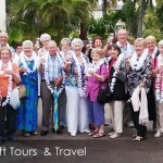 Slide - seniors travel