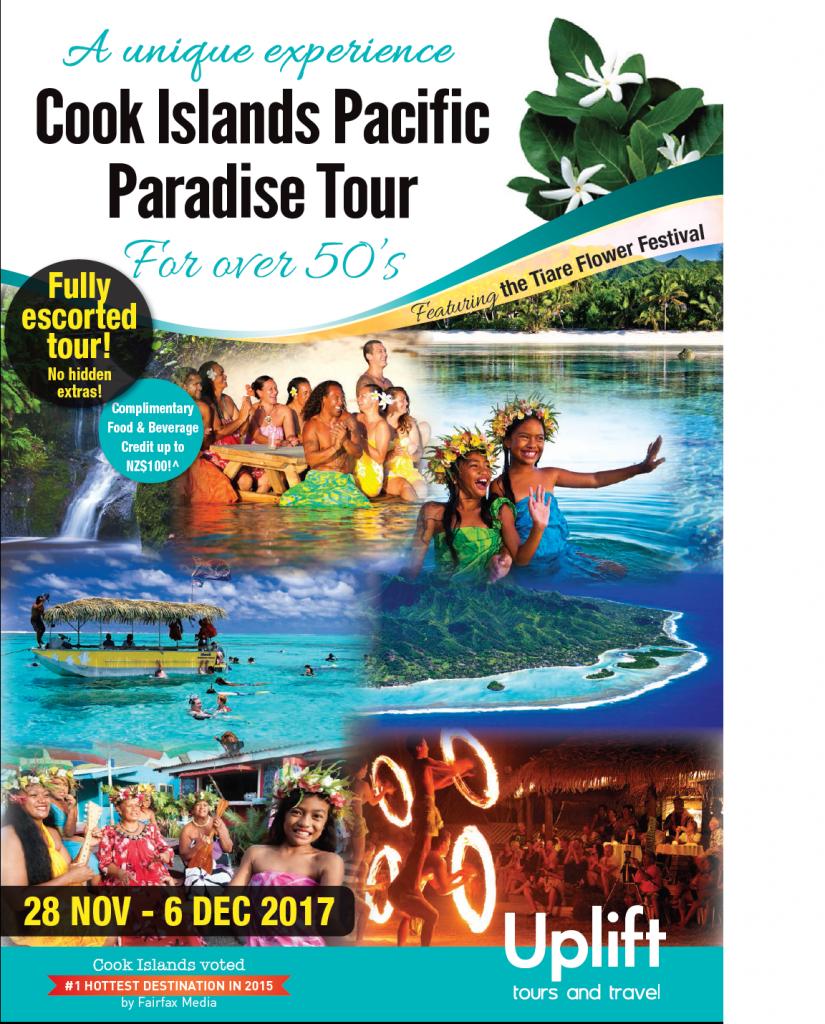 The Tiare Festival - short films from Rarotonga, Cook Islands