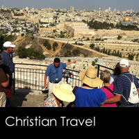 Travel Services Christian Travel