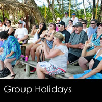 Group Holidays and group tours