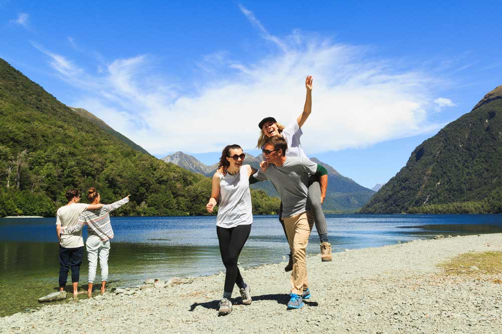 New Zealand Group Holidays