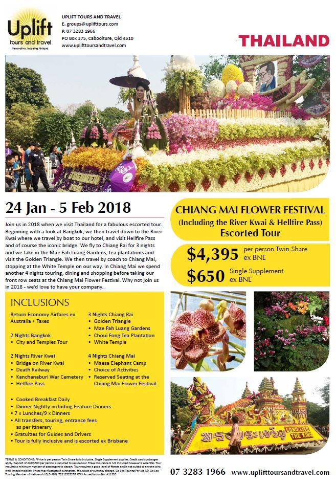 Christian Tours Chiang Mai