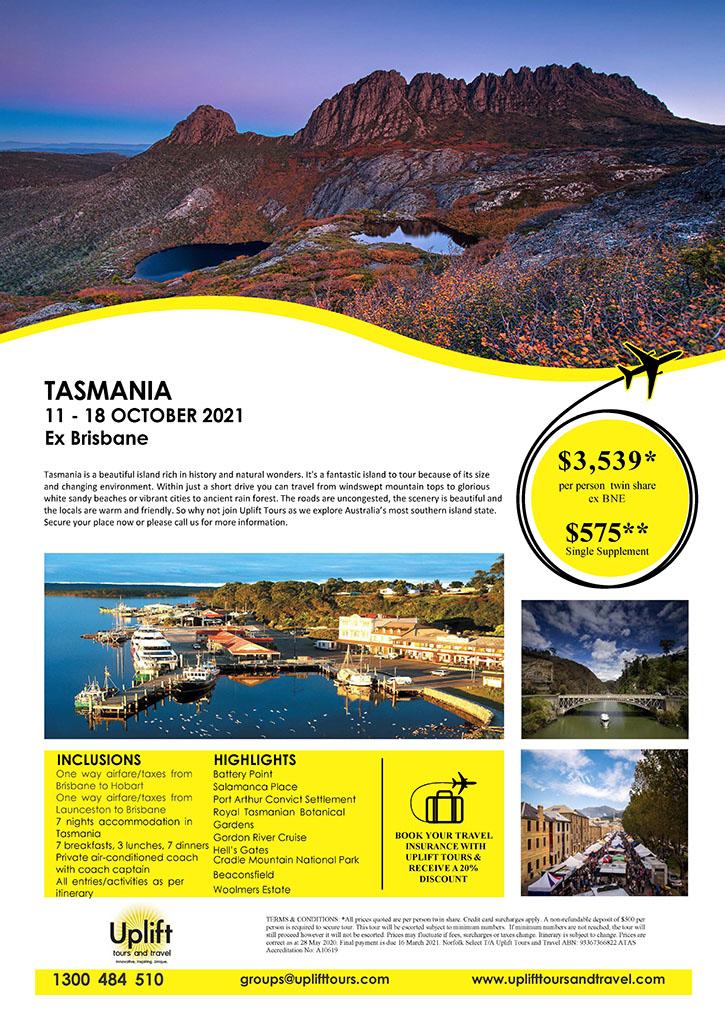 Tasmania Tour